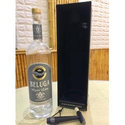 Vỏ chai rượu. Beluga gold line