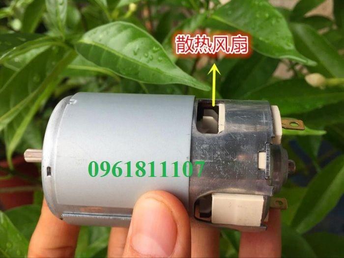 Motor 775 220V 600w 15800 vòng - Motor 775 220V 6