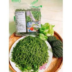Mì cải Kale hữu cơ ISITO 500gr/túi 18 vắt, ăn mì không nóng