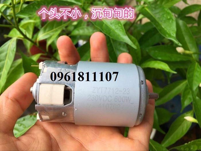 Motor 775 220V 600w 15800 vòng - Motor 775 220V 5