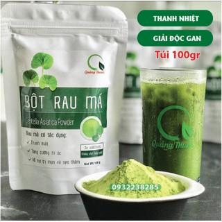 Bột rau má sấy lạnh Quảng Thanh 100gr