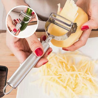 Bộ dụng cụ nạo rau củ - dụng cụ nhà bếp 3 món - B3DCB-1 thumbnail