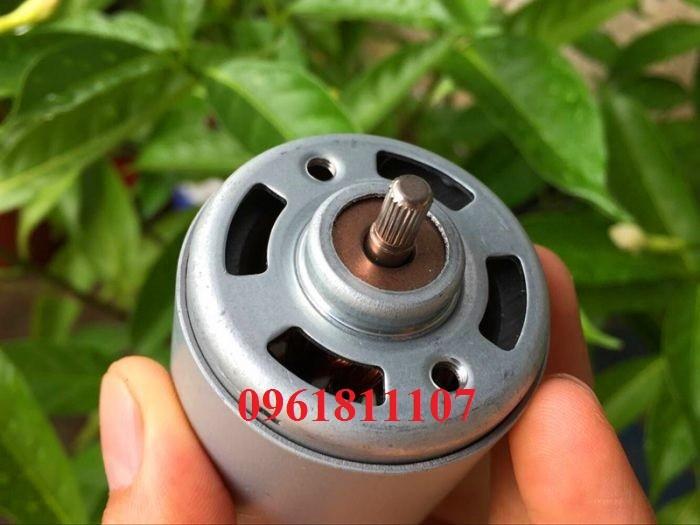 Motor 775 220V 600w 15800 vòng - Motor 775 220V 2