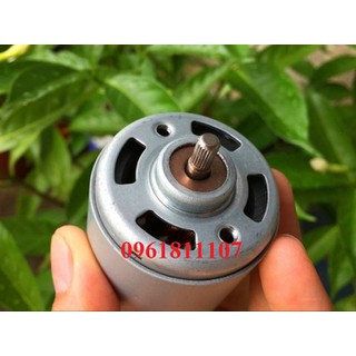 Motor 775 220V 600w 15800 vòng - Motor 775 220V 3
