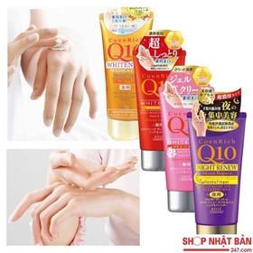 Kem dưỡng da tay Kose ConeRich Q10 Medicated mẫu mới nhất - Kem dưỡng da tay Kose ConeRich Q10 Medicated