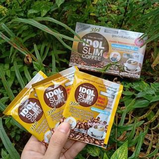 FREESHIP_Cà phê giảm cân idol slim coffee 3in1 mẫu mới hộp 10 gói - GIẢM CÂN CÀ PHÊ thumbnail