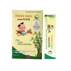 Siro ăn ngon cho bé Thuần Môc Super Kids 200ml Thanh Môc Hương giúp trẻ ăn ngon hỗ trợ hệ tiêu hoá