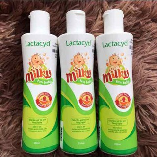Lactacyd Milky for baby 250Ml - nk9174 thumbnail