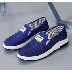 Giày mọi, giày lười - giày mọi thể thao vải jean thời trang Hàn Quốc mang êm cực bền