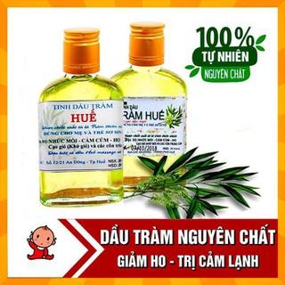 FREESHIP - TINH DẦU TRÀM HUẾ 100ML - tinh dầu tràm thumbnail