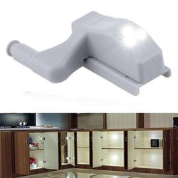 [Miễn phí vận chuyển] Đèn LED gắn bản lề tủ quần áo tiện dụng cao cấp- Đèn LED tự sáng gắn tủ tiện lợi