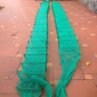 Lưới Lồng Bát Quái Đánh bắt cá lồng chã thái lan - Lưới Lồng Bát Quái Đánh bắt cá lồng chã thumbnail