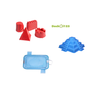 Bộ chơi cát tạo hình lâu đài Motion Sand MS - 01 [ĐƯỢC KIỂM HÀNG] [ĐƯỢC KIỂM HÀNG] - 41776703 thumbnail