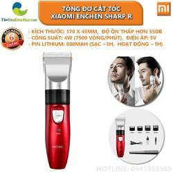 Tông đơ cắt tóc Xiaomi Enchen Sharp R – Bảo hành 6 tháng – Shop Thế Giới Điện Máy