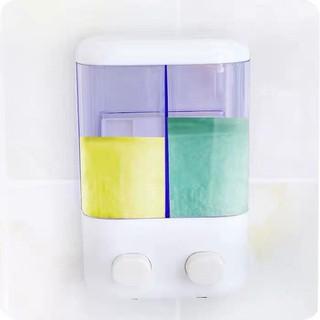 Hộp đựng nước rửa tay 2 ngăn - ND2N-1 thumbnail