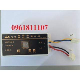 Bộ điều tốc 12V 500W - 12V500W thumbnail