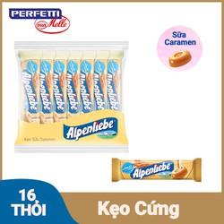 Kẹo Sữa Caramen Alpenliebe (Gói 16 Thỏi)