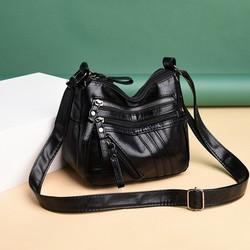 Túi xách nữ da siêu mềm nhiều ngăn thời trang VDT135