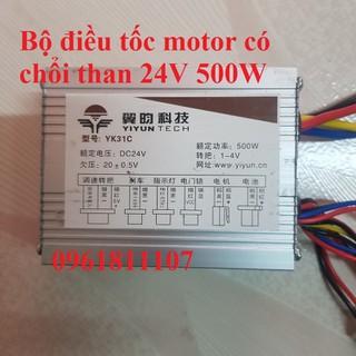 IC điều tốc 24V 500w - IC 24V 500w thumbnail