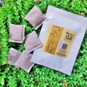 Thảo Dược Ngâm Chân Herbal Dill - Lưu Thông Khí Huyết & Thư Giãn Gân Cốt - 5242sola