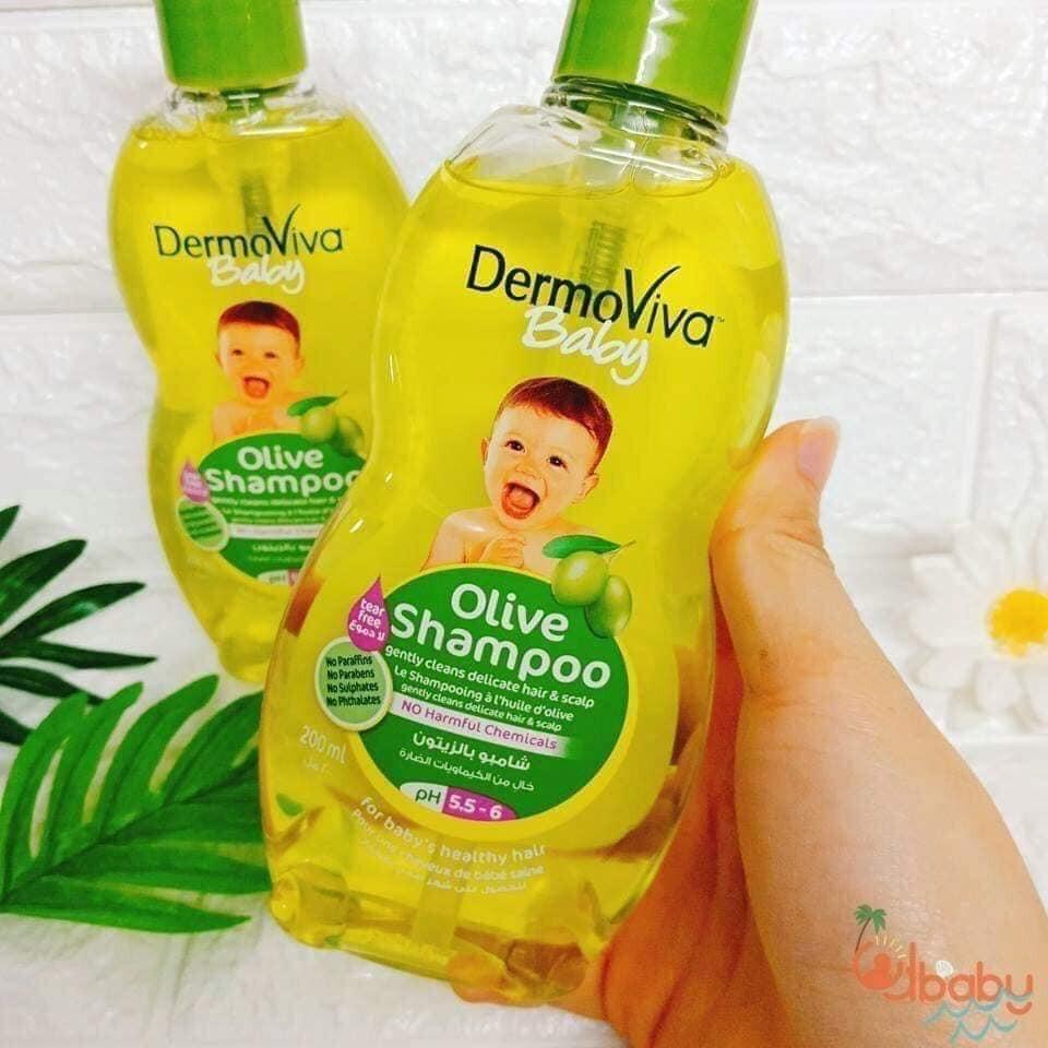 Dầu massage DermoViva