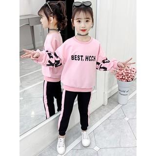Set bộ quần áo trẻ em mẫu B.E.S.T dành cho bé gái 6-10 tuổi - BEST thumbnail
