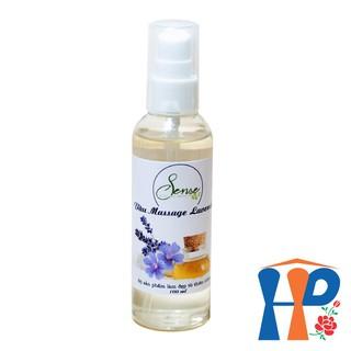 Dầu Massage Lavender Sense - LavenderSense thumbnail