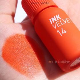 Son Kem Lì Peripera Ink Velvet Màu 14 - Cam Tươi - INK14