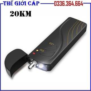 Bút soi quang 20km - Bút dò lỗi quang 20km ( Pin sạc cao cấp ) - Bút soi sợi quang thumbnail