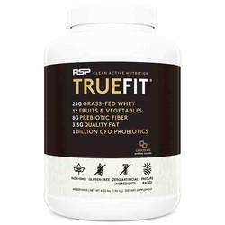 RSP True Fit Chocolate - 40 lần dùng - Bữa ăn thay thế, nguồn Protein & Dinh dưỡng chất lượng