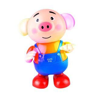 ĐỒ CHƠI HEO PEPPA PIG - PEPPA PIG BIẾT HÁT NHẢY CỰC NGỘ NGHĨNH [ĐƯỢC KIỂM HÀNG] [ĐƯỢC KIỂM HÀNG] - qqqqqqqq132vvv thumbnail