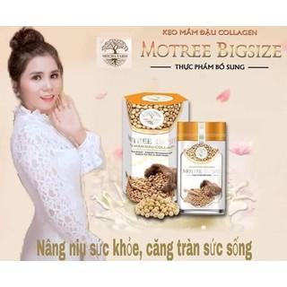 Kẹo mầm đậu nành collagen tăng vòng 1 MOCHA - KẸO MẦM ĐẬU NÀNH MOCHA - MAM MOCHA - 7147 thumbnail