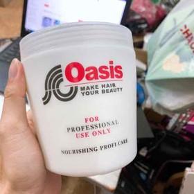 Hấp Ủ Tóc Oasis 1000ml hàng loại 1 - kem ủ xả hấp tóc Oasis mềm mượt