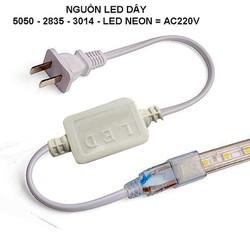 Dây Nguồn led 5050 loại tốt điện 220v