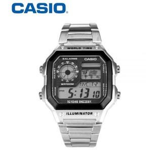 Đồng hồ Nam Casio AE-1200WHD-1AVDF - Đồng hồ Nam Casio AE-1200WHD-1AVDF thumbnail