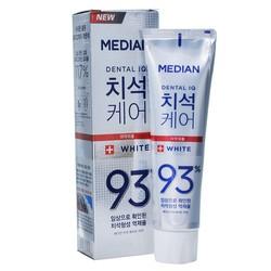 [COMBO 2 HỘP] Kem đánh răng Median Hàn Quốc 93% trắng răng,giảm ê buốt mang lại hơi thở thơm mát