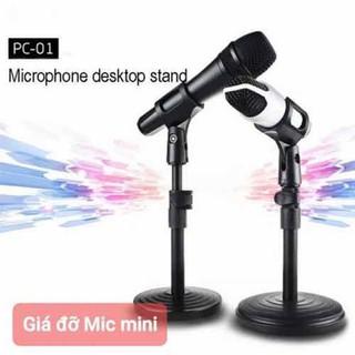 Giá đỡ mic C11 C7 và đỡ được cả Bm 900 isk at100 rất tiện lợi - Giá đỡ mic thumbnail