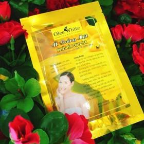 Ủ trắng mặt huyết yến collagen - KJHG