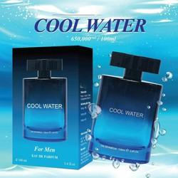 Nước hoa nam cool water 50ml - 100ml