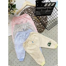 [Hàng chính hãng Unchi cực đẹp] 1 Chiếc Quần nỉ bông sơ sinh cho bé trai bé gái từ 3-13kg, quần nỉ lót lông /quần chục cho bé/quần áo tre em/quần trẻ em/quần cho trẻ sơ sinh/quần cho bé trai - 1QNBUC0130