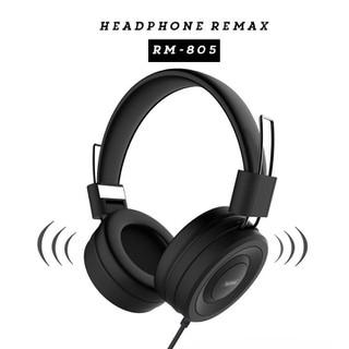 Tai Nghe Chụp Tai - Tai nghe chụp tai Remax 805 - Tai Nghe Chụp Tai thumbnail