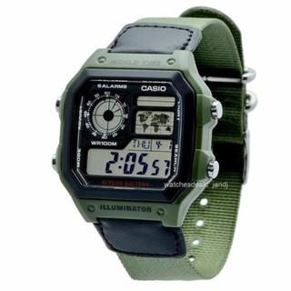Đồng hồ nam Casio AE-1200WHB-3BVDF - Đồng hồ nam Casio AE-1200WHB-3BVDF thumbnail