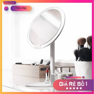 Gương trang điểm có đèn led - gương để bàn xiaomi - gương thông minh Xiaomi Amir thumbnail