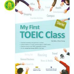 My First Toeic Class - Starter Plus