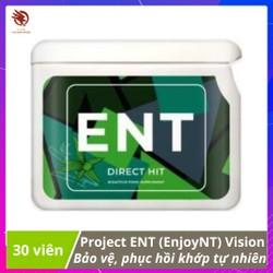[ CHÍNH HÃNG ] - Thực Phẩm Project - ENT (EnjoyNT) Vision - Bảo vệ khớp và phục hồi khớp tự nhiên - Hộp 30v