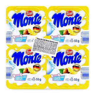Váng sữa monte vỉ 4 hộp - Monte thumbnail