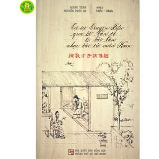 Tự Sự Truyện Kiều Qua 20 Bản Tổ & Bài Bản Nhạc Tài Tử Miền Nam - 9786045891285 thumbnail