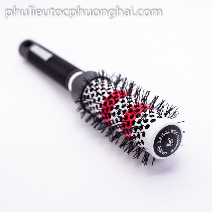 , lược tròn tạo kiểu cho tóc uốn phồng - LCTX01 3