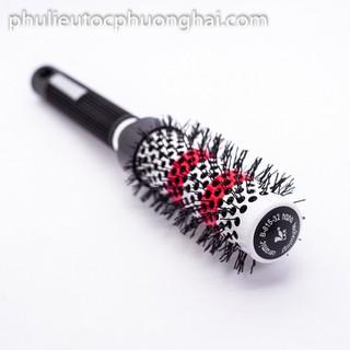 , lược tròn tạo kiểu cho tóc uốn phồng - LCTX01 6