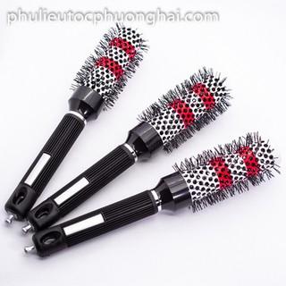 , lược tròn tạo kiểu cho tóc uốn phồng - LCTX01 thumbnail